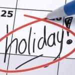 6 ejercicios Mindfulness para estas Vacaciones