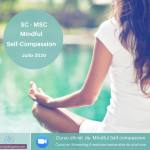 Curso Breve de Mindful Self-Compassion (CS-MSC) para la situación actual