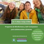 Jornada Informativa Gratuita: Programa Mindful Self-Compassion para adolescentes y jóvenes