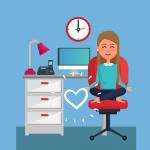 Investigación del papel de la autocompasión en la soledad en el trabajo durante la pandemia COVID-19